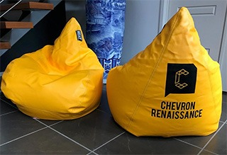 Bean Bags Hire Brisbane | Gold Coast | Event Hire | Chairs