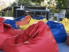 Incredible Bean Bags Hire Brisbane Gold Coast Event Hire Chairs Machost Co Dining Chair Design Ideas Machostcouk